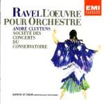 クリュイタンス指揮/ラヴェル:バレエ音楽《ダフニスとクロエ》全曲