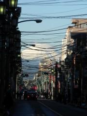富士山(2009年10月27日)