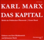 audio CD--Karl Marx:Das Kapital(6CDs)
