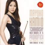 神尾真由子/チャイコフスキー&プロコフィエフ:ヴァイオリン協奏曲