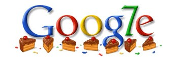 今日のGoogle