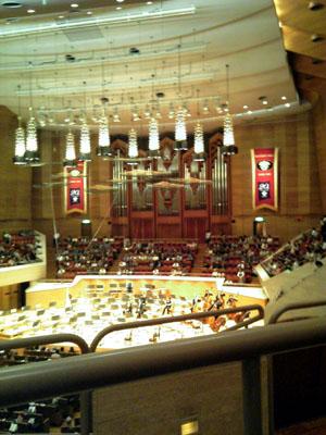 サントリーホール大ホール