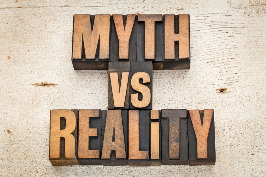 "Real Estate myths are being destroyed: ""There's never been a worse time to buy..."""