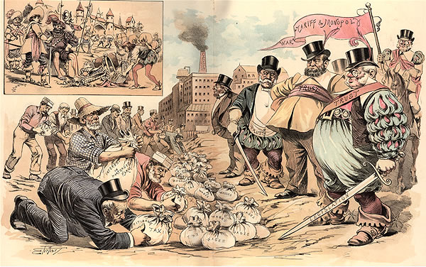 Australia's new class war: A return to the Gilded Age