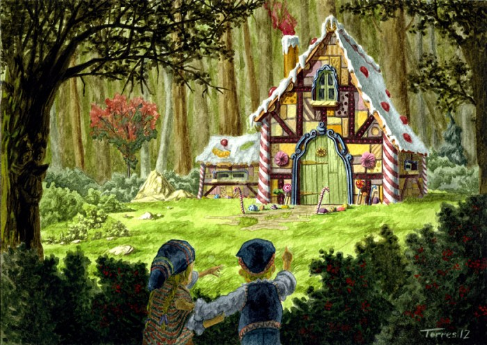 Fairy Tale - Hansel and Gretel