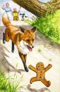 Fairy Tale - The Gingerbread Man