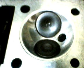 ported cylinder head