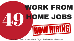49 Work from Home Jobs Hiring Now