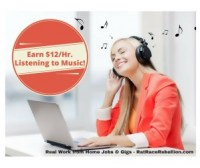 Earn $12%2FHr. Listening to Music (1)
