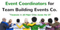 Event Coordinators – Vacancies in All Major Cities Across the US