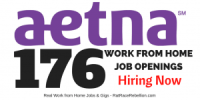 176 Telework Jobs OPEN NOW with Aetna