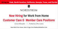 Nordstrom Now Hiring