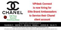 Chanel Brand Ambassadors - Seasonal, Full-Time, Hiring Now