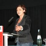 Özlem Alef Demirel, Sprecherin DIE LINKE NRW