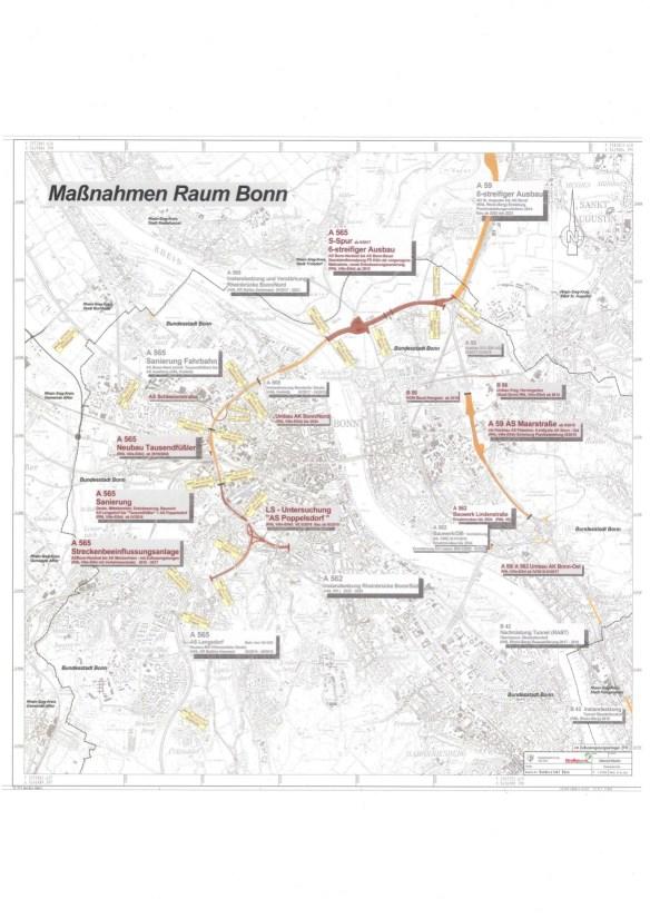 Baustellen Bonn 2