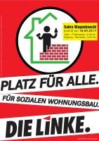 Plakat Wohnungsbau