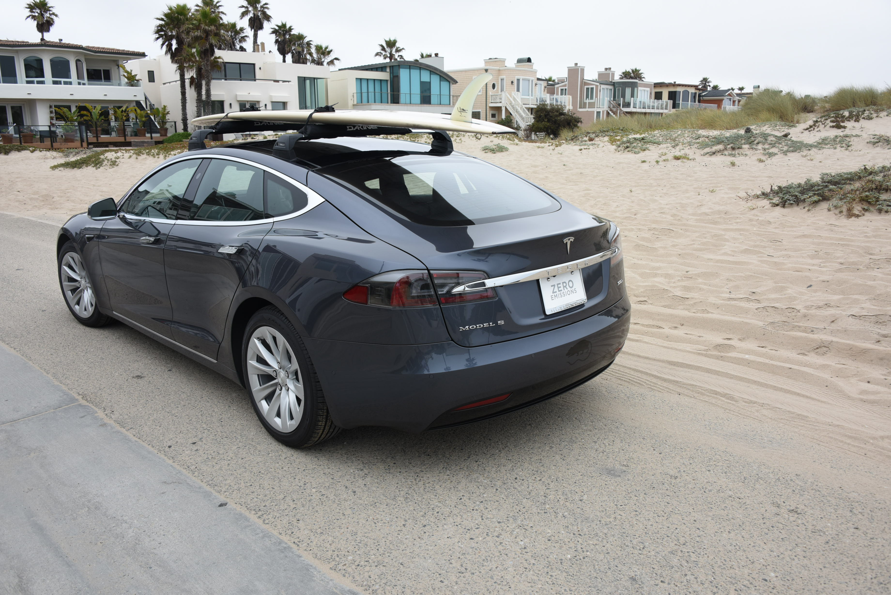 10 days in of owning a Tesla | Dave Rat's Blog