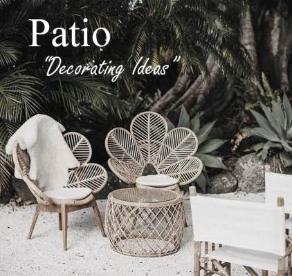 Why use rattan furniture