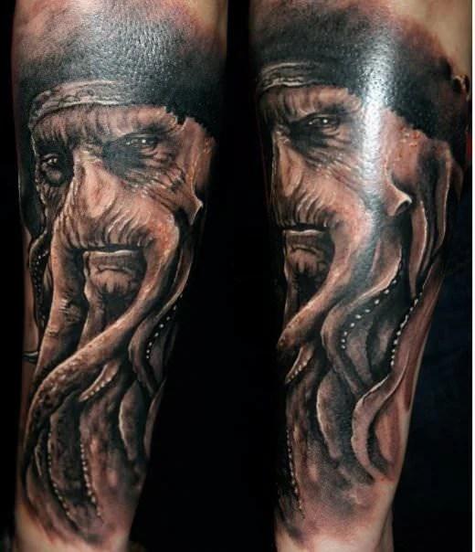 Guil Zekri Turns Fantasy Into Realistic Tattoos Ratta