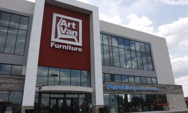 Private Equity Firm Takes Over Art Van Furniture Ratti