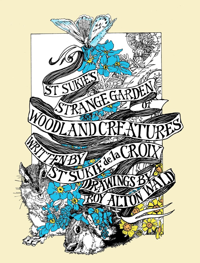 Front Cover of St Sukie's Strange Garden of Woodland Creatures