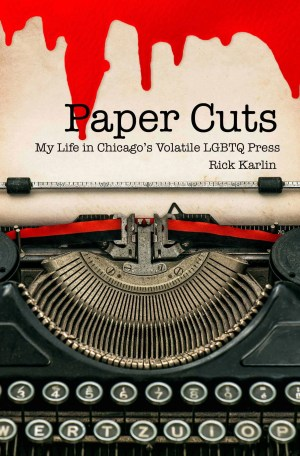 Paper Cuts Front Cover