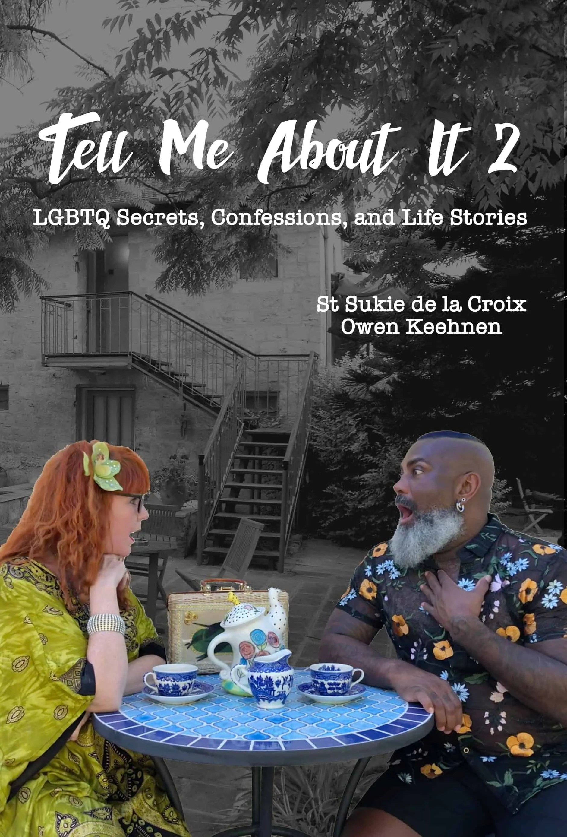 Tell Me About It 2 front cover