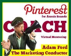 Pinterest coaching mentoring service