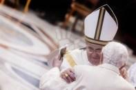 Italy - Religion - Concistory - Pope Francis - Pope Emeritus Benedict XVI