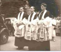 Paseo de los ordenados por las calles