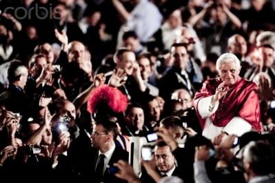 Italy - Religion - Pope Benedict XVI - Evening Vigil Service