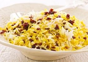 Pilaw Reis Iran Rauchsalz Küche