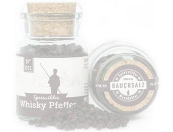 Hintergrund Whisky Pfeffer