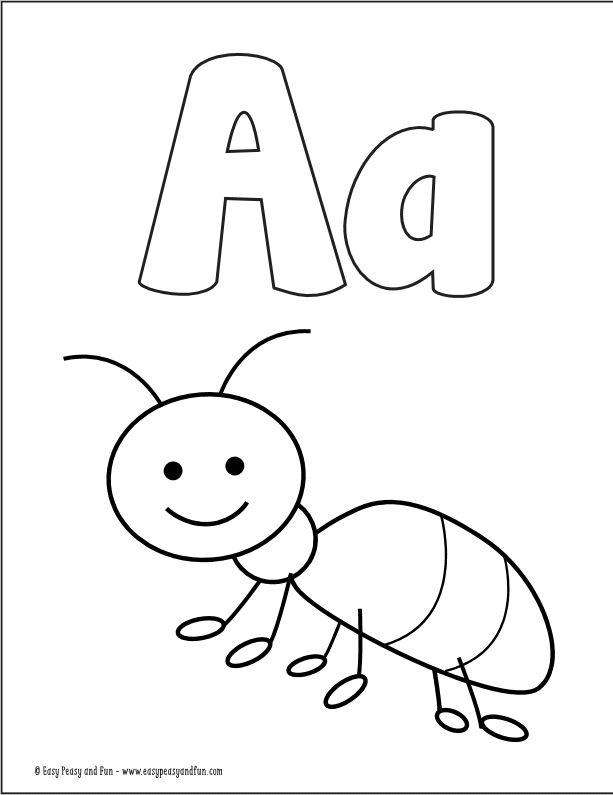 Belajar Mewarnai Dan Menulis - Download Kumpulan Gambar