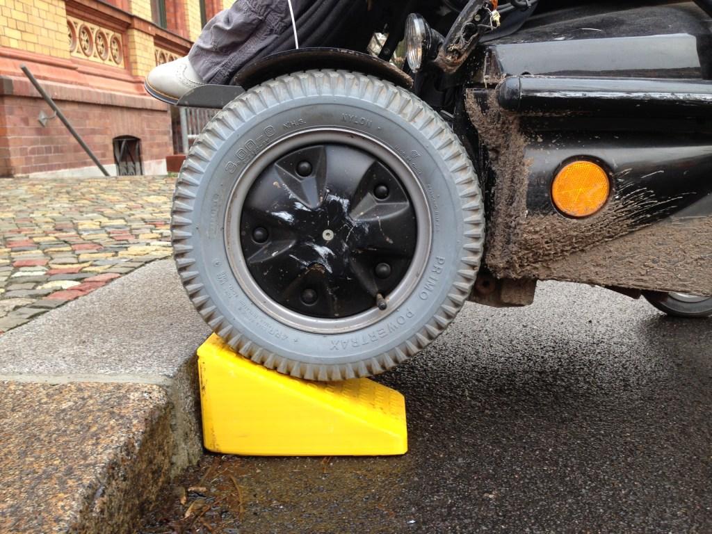 Mini-Rollstuhlrampe mit einem 3D-Drucker selber drucken. – Raul ...