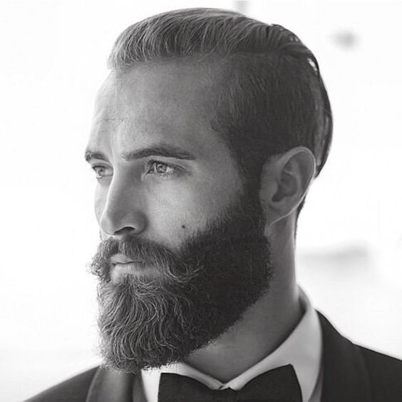 How To Keep Your Beard Straight