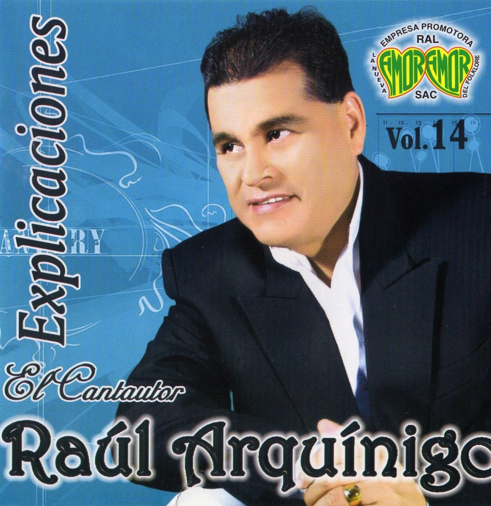Raul Arquinigo Vol. 14 - Musica en Vivo