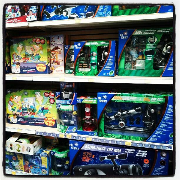 Mi lugar favorito en una juguetería #Ciencia #juguetes