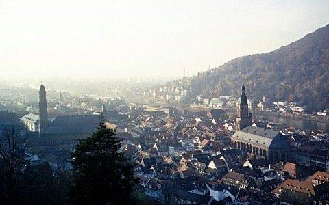 Willkommen in Heidelberg