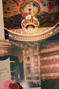 The Phantom of the Opera box (see arrow above)