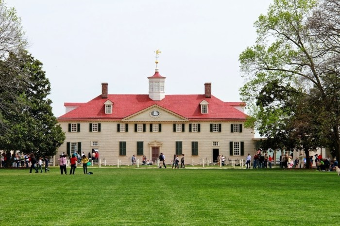 Mount Vernon Mansion
