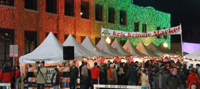 It's Beginning to Look Like Christmas! Lagniappe and Kris Kringle Market Begins!