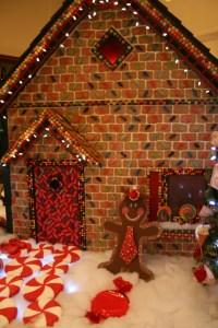 Royal Park Hotel Gingerbread House