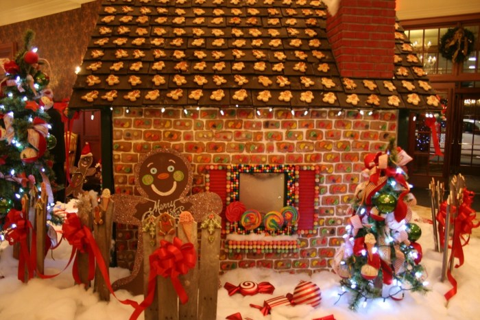 Royal Park Hotel Gingerbread House