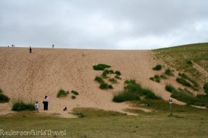 right view of Dune Climb