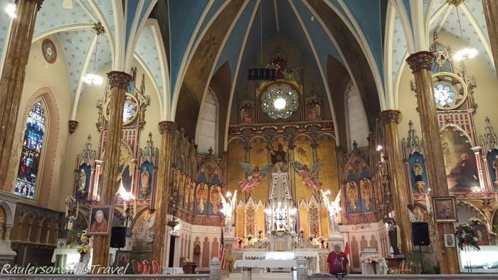 Sanctuary of St. Albertus