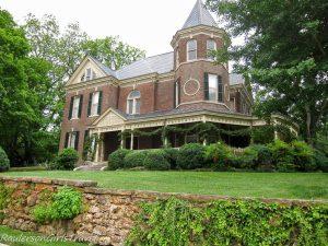 Ingleside House 1888 in Huntsville, Alabama
