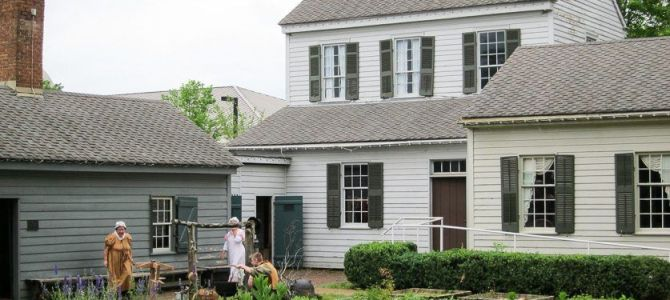 Dig Deeper into Alabama Constitution Village