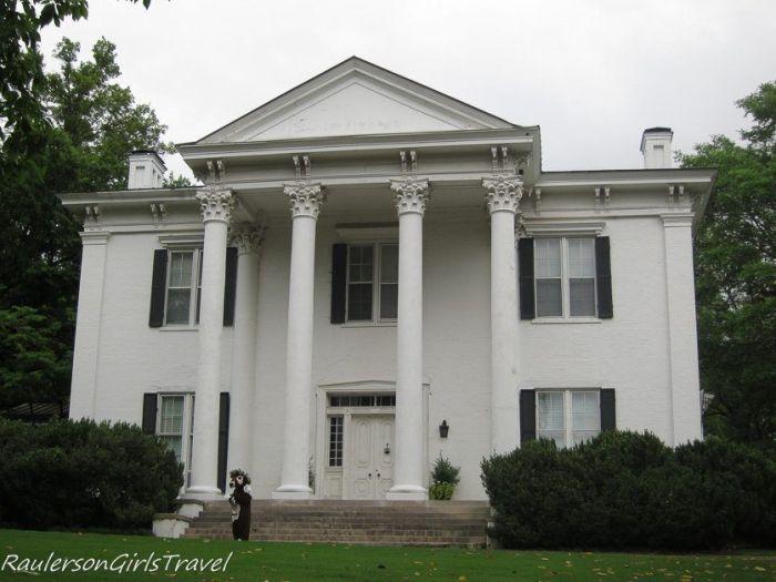 Moore-Rhett House Twickenham Historic Home Tour Huntsville Alabama