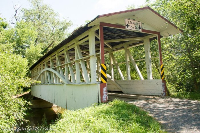 Turner Covered Bridge of Bedford County